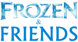 frozen and friends camp graphic