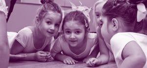Dance Classics Ballet Dancers - dance class