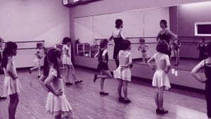 Dance Classics Tap Dancers
