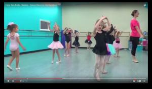 dance classics young dancers dance class