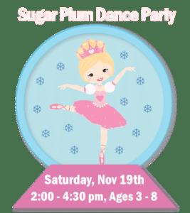 Sugar Plum Fairy Logo