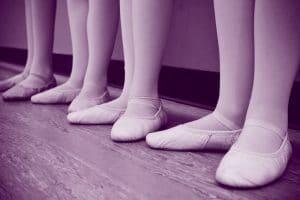 Dance Classics Ballet Dancers - student age