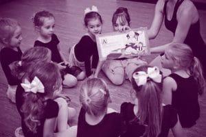 Dance Classics Ballet Dancers