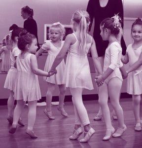Dance Classics Ballet Dancers - fairy tale ballet