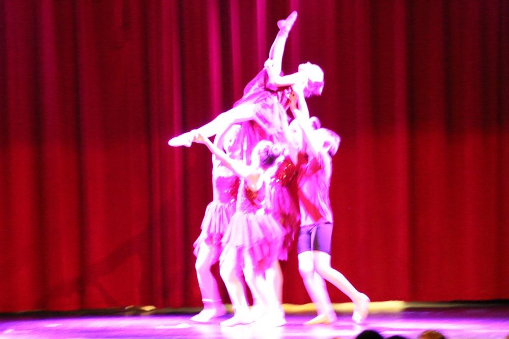 dance classics recital picture