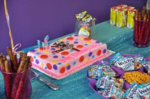 Birthday Parties — A Very Fairy Princess Party - birthday cake