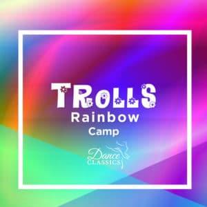 Trolls Rainbow Camp