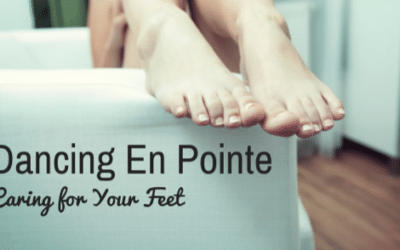 Dancing En Pointe – Caring for Your Feet