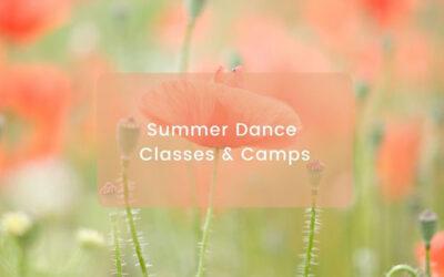 Summer Dance Classes & Camps